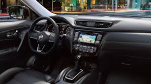 nissan rogue midnight edition interior 2018 nissan rogue features nissan canada