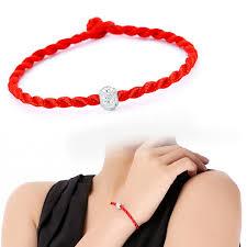 string bracelet men images Women men good luck beads bracelet red string bracelet jewelry jpg