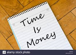 write on paper time is money text concept write on notebook stock photo royalty stock photo time is money text concept write on notebook