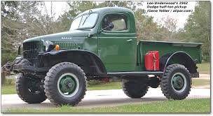 dodge truck history of the dodge trucks 1921 1953