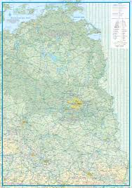 East Germany Map by Maps For Travel City Maps Road Maps Guides Globes Topographic