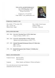 Basic Resume Template For First Job Resume Templates You Can Download Jobstreet Philippines How To