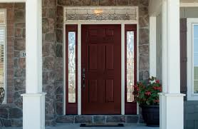Exterior Door With Side Lights Sidelights And Transoms Pella
