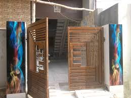 apartment doors design custom solid wood entry front door frame