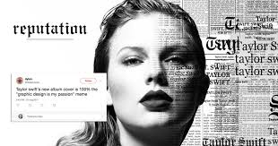Graphic Design Meme - people are ripping taylor swift s album cover for its bad graphic