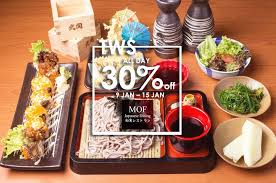 mof cuisine tws mof japanese dining sunway pyramid 30 all day offpeak