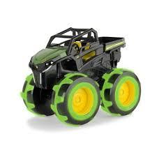 John Deere Rocking Chair John Deere Monster Treads Lightning Wheels Gator Toys