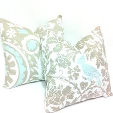 light blue accent pillows light blue throw pillows light blue velvet throw pillows