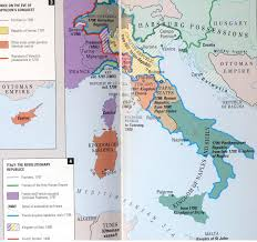Italy France Map by Basicmodule