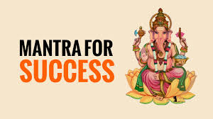 mantra to remove obstacles remove negative energy be successful