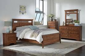 standard 62550 4pc chatom queen bed dresser mirror nightstand