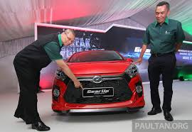 lexus nx turbo paultan perodua launches gearup bodykit and accessories for axia