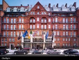 claridge u0027s 1856 london historic hotels of the world then u0026now