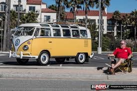 volkswagen old van the iconic 51 years old 21 window samba superfly autos