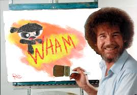 Bob Ross Meme - bob ross meme thing by vincentlumpas on deviantart