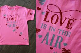 valentines day t shirts make your own s day t shirt my vinyl direct