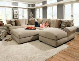 canape haricot canape en forme de u chenille sectional sofa with chaise canape