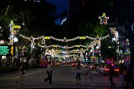 christmas brings profits and lights to orchard road u2013 the eye