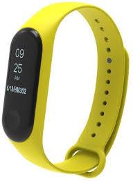 silicone bracelet watches images Nubeats luminous wrist strap for xiaomi mi band 3 miband 3 smart jpg