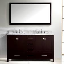 Floating Bathroom Vanity Bathroom Tempting Bathroom Furniture Floating Brown Varnished