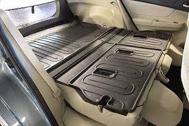 Subaru Xv Crosstrek Interior Subaru Xv Crosstrek Rear Seat Back Protector Part No J501sfj600