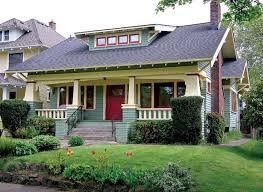 Homes With Front Porches Best 25 Bungalow Homes Ideas On Pinterest Craftsman Cottage
