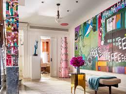 maximalist decor inspirations ideas tour an art filled manhattan townhouse with a