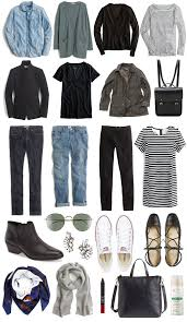 packing light for europe a travel capsule wardrobe your ultimate packing list ultimate