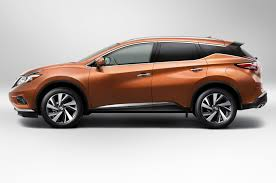 nissan murano off road 2015 nissan murano first look