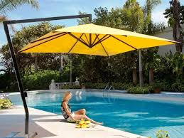Patio Umbrellas Lowes Offset Patio Umbrellas Lowes The Wooden Houses Differences In