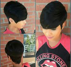 from pixie cut to bob with extensions nice cut hair and nails pinterest human hair extensions hair