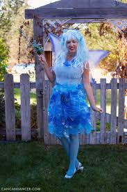 diy halloween costume 4 u2013 blue fairy can can dancer