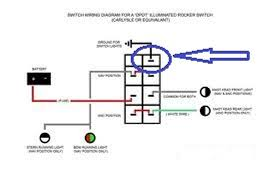 how to wire a on off on lighted rocker switch page 1 iboats