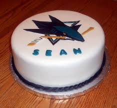 san jose sharks cakecentral com