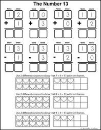 number bonds to 12 free math worksheets free math worksheets