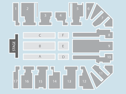Odyssey Arena Floor Plan Andre Rieu Seating Plan Genting Arena