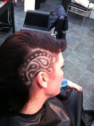 hair tattoo art this is awesome saliktery de saerliry ngtesareoilk