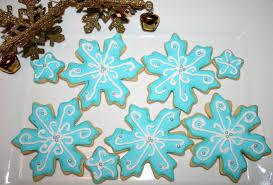 snowflake sugar cookies ultimate sugar cookies decorated for christmas pasta princess