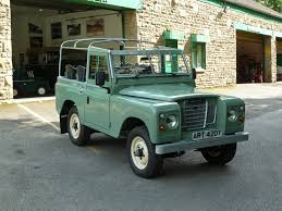 land rover series 3 art 420y 1982 pastel green series iii galvanised chassis