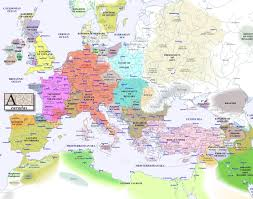 Cordoba World Map by Historical Maps By Chapter