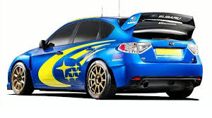 subaru wrc for sale subaru impreza and wrc concept