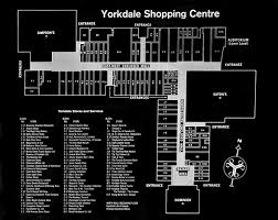 what yorkdale looked like in the 1960s and 70s