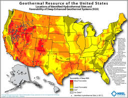 Map North Dakota Geothermal Energy In North Dakota Nd Studies Energy Curriculum