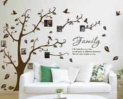 large family photo tree birds art vinyl wall sticker diy wall large family photo tree birds art vinyl wall sticker diy wall