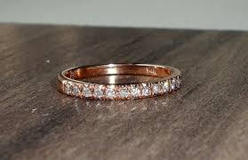gold bands rings images Show your rose gold rings jpg