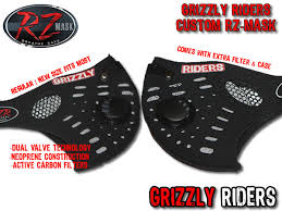 rz mask rz mask 29 95 welcome to the grizzly riders store get you gr
