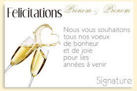 carte mariage carte de felicitations a imprimer pour un mariage sur carte