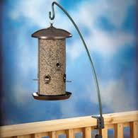 duncraft bird feeder poles brackets shepards poles bird