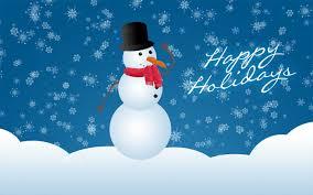 happy holidays u2013