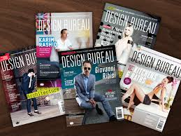design bureau magazine turner